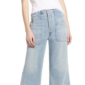 Citizens of Humanity Carpenter Jeans Wide Leg 29